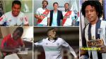 Fichajes 2016: altas, bajas y rumores del mercado de pases del fútbol peruano - Noticias de giancarlo diaz