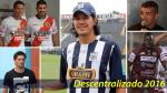 Fichajes 2016: altas, bajas y rumores del mercado de pases del fútbol peruano - Noticias de alberto rossel