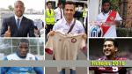Fichajes 2016: altas, bajas y rumores del mercado de pases del fútbol peruano - Noticias de victor hugo ramirez gonzales