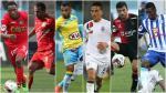 Descentralizado 2016: así va la tabla de goleadores de la fecha 8 - Noticias de roberto cartagena