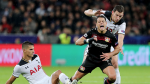 Leverkusen igualó 0-0 con Tottenham: tecnología le quitó gol a Chicharito - Noticias de bernd leno