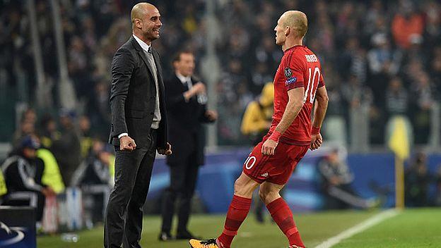 Guardiola está poseído: Robben