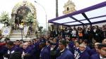 Alianza Lima: el deseo que pidieron los íntimos al Señor de los Milagros - Noticias de walter ibanez