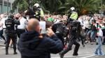 Por disturbios en Madrid: Legia Varsovia no organizará más viajes para sus hinchas - Noticias de uefa
