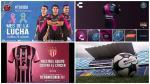 Camisetas, árbitros y balón: los cambios que hizo la Liga MX en su lucha contra el cáncer - Noticias de balon rosa