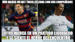 Los mejores memes de la goleada de Barcelona al City en Champions League - Noticias de neymar