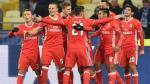 Sin André Carrillo: Benfica derrotó 2-0 al Dinamo Kiev por Champions League - Noticias de graas silva foster