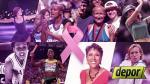 Cáncer de mama: deportistas que sobrevivieron a la terrible enfermedad - Noticias de ministerio de la mujer