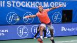 Del Potro venció 2-0 a Ivo Karlovic y es semifinalista del Abierto de Estocolmo - Noticias de nick anderson
