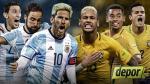 Cuidado con Lionel Messi: la lista de Argentina para enfrentar a Brasil - Noticias de nicolas correa