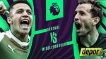 Arsenal vs. Middlesbrough: se enfrentan por la Premier League - Noticias de neymar