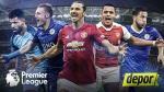 Premier League: programación y tabla de posiciones por la fecha 9 - Noticias de neymar