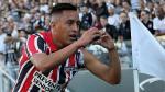 Sao Paulo, con gol de Cueva, venció 2-0 al Ponte Preta por Brasileirao - Noticias de denis cruz