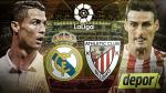 Real Madrid vs. Athletic Club por Liga Santander: juegan en el Bernabéu - Noticias de raul garcia