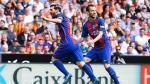 Messi sigue en racha y le marcó al Valencia, aunque con polémica - Noticias de luis valencia