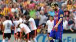 Munir y Rodrigo le dieron vuelta al Barcelona en menos de cinco minutos - Noticias de rodrigo messi