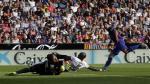 Luis Suárez celebró la Bota de Oro con gol en Mestalla y récord para la MSN - Noticias de luis valencia