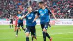 Con 'Chicharito': Bayer Leverkusen perdió 3-0 ante Hoffenheim por Bundesliga - Noticias de julian evans pritchard