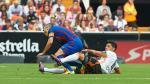 Barcelona confirmó cuánto tiempo estará de baja Andrés Iniesta, tras lesión - Noticias de perez valencia