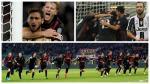 AC Milan le ganó a Juventus tras 4 años: las mejores imágenes del festejo - Noticias de milan goles