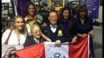 La premiación de Mam Bok Park en el Salón de la Fama del vóley internacional - Noticias de cecilia perez
