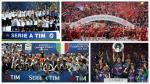 Los equipos que han demostrado supremacía en años consecutivos en sus ligas - Noticias de milan bievac