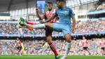 Manchester City igualó 1-1 con Southampton por fecha 9 de Premier League - Noticias de city vincent kompany