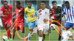 Liguillas: así va la tabla de goleadores en la fecha 9 - Noticias de renzo palacios