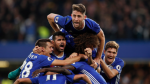 Chelsea goleó 4-0 al Manchester United en el regreso de Mourinho - Noticias de branislav ivanovic