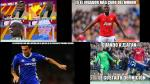 Los memes que dejó la goleada del Chelsea al Manchester United - Noticias de jose antonio