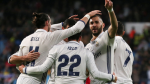 Real Madrid derrotó 2-1 a Athletic Club en el Bernabéu por Liga Santander - Noticias de choque múltiple