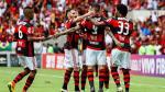 Paolo Guerrero: las mejores fotos de su doblete al Corinthians con Flamengo - Noticias de timao