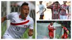 El mejor año de Cueva: mira sus goles en la Selección, Toluca y Sao Paulo - Noticias de christian cueva