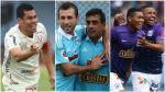 Universitario, Cristal y Alianza: lo que les falta en su camino a los Playoffs - Noticias de sport huancayo alianza lima