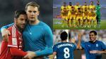 ¿Qué futbolistas peruanos jugaron con los nominados al Balón de Oro? - Noticias de cristiano ronaldo