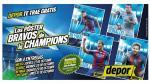 Depor te trae gratis los póster de los bravos de la Champions League - Noticias de cristiano ronaldo cristiano ronaldo