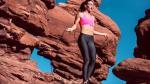 Ronda Rousey: conoce a su bella compañera de sparring previo a su regreso - Noticias de ronda rousey
