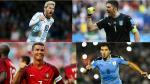 Balón de Oro 2016: el 11 ideal de los nominados al mejor futbolista del año - Noticias de cristiano ronaldo cristiano ronaldo