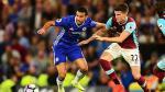 Chelsea vs. West Ham United se enfrentan por Copa de la Liga Inglesa - Noticias de jose perez guadlipe