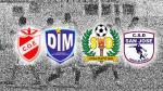 Copa Perú: FPF intenta cambiar 2 clasificados y desata un escándalo - Noticias de franklin delano roosevelt
