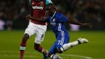 Chelsea perdió 2-1 ante el West Ham United Copa de la Liga Inglesa - Noticias de jose jose