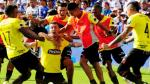 Barcelona SC venció 1-0 a Emelec y sigue líder de la Serie A de Ecuador - Noticias de george capwell