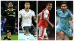Los 20 futbolistas más lentos de la Premier League, según The Telegraph - Noticias de cesc fabregas