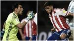 Selección: Justo Villar y Bruno Valdez son la primeras bajas de Paraguay - Noticias de peru vs. chile
