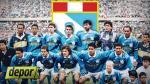 Sporting Cristal: se cumplen 20 años del tricampeonato celeste - Noticias de miguel avila