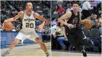Con Manu Ginóbili: San Antonio Spurs vs. Sacramento Kings EN VIVO por la NBA - Noticias de