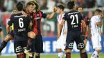 San Lorenzo, a semifinales de Copa Sudamericana pese a perder 1-0 con Palestino - Noticias de sebastian torrico