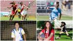 Fútbol Femenino: conoce a las peruanas que juegan en el exterior (FOTOS) - Noticias de hugo sotil