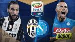 Juventus vs. Napoli se enfrentan por fecha 11 de la Serie A - Noticias de jose callejon