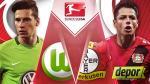 Con 'Chicharito': Bayer Leverkusen vs. Wolfsburgo: juegan por Bundesliga - Noticias de javier chicharito hernanez